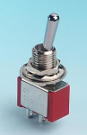 Expo A280-10 SPST Minature Toggle Switch On/Off (5)
